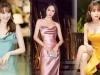 Mỹ nhân Việt mặc váy lụa: Lan Ngọc, Hà Tăng gợi cảm... nhìn sang Ngọc Trinh, Midu, Lệ Quyên lại 'tái mặt'