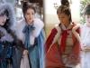 12 mỹ nữ Cbiz mặc áo choàng cổ trang: Dương Mịch, Nhiệt Ba yêu dã, Châu Tấn u ám đến trùm cuối ảo như tranh vẽ
