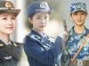 11 sao nữ Cbiz mặc quân trang: Dương Mịch, Lý Thấm, Hinh Dư phong trần nhưng trùm cuối 'soái khí' nhất