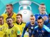 Link xem trực tiếp bóng đá Thụy Điển - Slovakia, bảng E EURO 2020: 'Ngựa ô' có cơ hội sớm đi tiếp