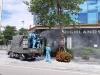Nghệ An phun khử khuẩn toàn bộ TP Vinh trong 3 ngày sau khi giãn cách xã hội