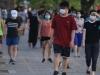 Hà Nội tiếp tục nới giãn cách, cho phép hoạt động thể dục, thể thao ngoài trời
