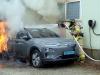 Ô tô điện liên tiếp bốc cháy tại Hàn Quốc, dân tình hoang mang về độ an toàn của bộ pin năng lượng