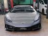 Cận cảnh siêu xe Lamborghini Huracan Evo đầu tiên xuất hiện tại Việt Nam