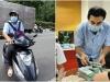 MC Quyền Linh tiếp tục hành trình từ thiện trên xe máy với 2,2 tỷ tiền mặt góp sức chống dịch