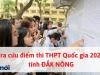 Tra cứu điểm thi THPT Quốc gia 2021 tỉnh Đắk Nông nhanh nhất