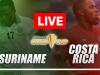 Trực tiếp Suriname vs Costa Rica, cập nhật link xem trực tiếp Suriname vs Costa Rica, 07h30 ngày 17/07