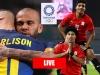 Trực tiếp Brazil vs Ai Cập, link xem Brazil vs Ai Cập: 17h00 ngày 31/07