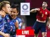 Trực tiếp Tây Ban Nha vs Nhật Bản, link xem trực tiếp Tây Ban Nha vs Nhật Bản: 18h00 ngày 03/08