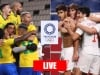 Trực tiếp Brazil vs Tây Ban Nha, link xem trực tiếp Brazil vs Tây Ban Nha: 18h30 ngày 07/08