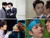 10 cặp sao nam trong phim Hàn khiến fan nữ cật lực đẩy thuyền