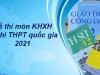 Đề thi môn tổ hợp KHXH kỳ thi THPT Quốc gia 2021 đợt 2 tất cả các mã đề