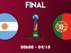 Lịch thi đấu Chung kết World Cup Futsal 2021: 'Nhà vua' châu Âu đối đầu ĐKVĐ Thế giới