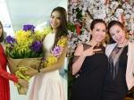 Những 'màn combat' giữa hoa hậu Thu Hoài với nhiều nhân vật trong showbiz
