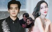 Ồn ào ly hôn Huỳnh Hiểu Minh chưa qua, Angela Baby đã bị đồn ngoại tình với Ngô Diệc Phàm