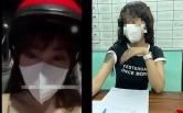 Tìm ra danh tính cô gái lên cầu Trường Tiền, cởi sạch nội y rồi tự quay clip trên mạng