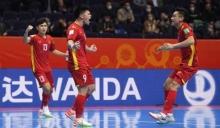 Chuyên gia FIFA thán phục bàn thắng 'siêu độc' và mãn nhãn của ĐT Futsal Việt Nam