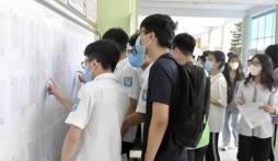 Tra cứu điểm thi tốt nghiệp THPT quốc gia 2021 Hậu Giang chính xác nhất