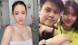 'Tình cũ' Phan Thành muối mặt vì bị bóc phốt khi khoe ảnh chốn riêng tư