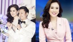 MC Mai Ngọc VTV lần hiếm hoi tiết lộ cuộc sống hôn nhân với chồng đại gia