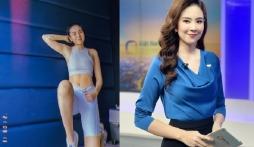 Mai Ngọc VTV phá bỏ hình mẫu nữ BTV 'kín cổng cao tường', khoe sắc vóc nuột nà