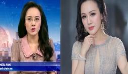 BTV Hoài Anh bị chụp lén khoảnh khắc khó đỡ trên sóng VTV, bất ngờ là phản ứng của CĐM