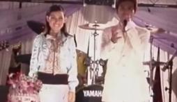 Lộ ảnh cố ca sĩ Phi Nhung trong đám cưới người đàn ông nghi là bố của con gái ruột