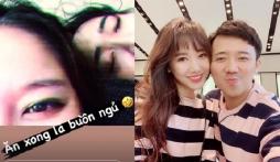 Hari Won vui vẻ đăng ảnh bình yên bên Trấn Thành mặc ồn ào với bà Phương Hằng