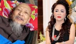 Bà Phương Hằng khó chịu đòi sư thầy Tịnh thất Bồng Lai ra mặt đối chất