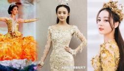 5 'Nữ thần Kim Ưng' Cbiz đọ tài sắc: Lưu Diệc Phi thành huyền thoại, đến Nhiệt Ba lại thảm họa nhưng vẫn kém trùm cuối
