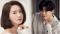 Chia tay Ji Chang Wook, Yoona (SNSD) 'có con chung' với mỹ nam Lee Jong Suk