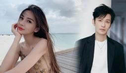Lần hiếm hoi Huỳnh Hiểu Minh xuất hiện bên cạnh Angela Baby sau khi liên tục bị đồn ly hôn