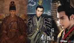 13 soái ca Cbiz vào vai hoàng đế trên màn ảnh: Hứa Khải uy nghiêm, Cao Vỹ Quang 'men-lỳ' nhưng trùm cuối lại ẻo lả không chịu nổi