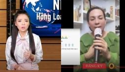 Một nghệ sĩ hải ngoại phẫn nộ trước thông tin Phi Nhung giả mất để lén sang Mỹ trị bệnh