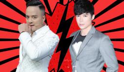 Cao Thái Sơn vừa mạnh miệng tuyên bố ra 'HIT 2022' Nathan Lee đã ra cú 'chốt hạ truyền kiếp'