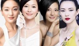 'Tứ đại Hoa Đán' đình đám sau bao năm: Châu Tấn yêu con gái tình địch, Triệu Vy 'áo cưới chưa mặc 1 lần'