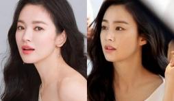 Loạt ảnh mặt mộc của 2 quốc bảo nhan sắc xứ Hàn: Song Hye Kyo tinh khôi, Kim Tae Hee đầy thánh thiện