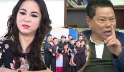 Tình cũ Ngọc Trinh có phản ứng bất ngờ khi bà Phương Hằng xin 10 triệu USD cho 23 người con của Phi Nhung