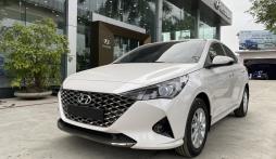 Giá lăn bánh Hyundai Accent tháng 8/2021: Tiếp tục là lựa chọn số 1 trong phân khúc