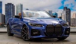 Mê mệt với vẻ đẹp khó cưỡng của chiếc BMW 430i Convertible 2021 đầu tiên về Việt Nam