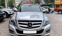Mercedes-Benz GLK 8 năm tuổi bán lại giá hời, chủ xe mạnh dạn tuyên bố 'xe hiếm, siêu tiết kiệm xăng'