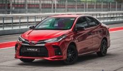 Toyota Vios quyết vượt mặt Hyundai Accent bằng màn đại hạ giá đầu tháng 9