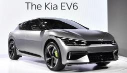 Xem trước Kia EV6 sắp được bán chính hãng tại Việt Nam, lá cờ đầu cho xu hướng hoàn toàn mới