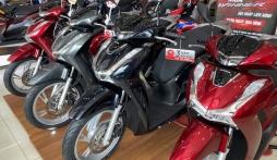 Xe máy Honda đồng loạt tung ưu đãi, đại lý bán dưới giá đề xuất mong 'thoát ế'