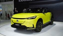 Cận cảnh Honda e:NS1 2022, một trong số các 'bom tấn' xe điện sắp ra mắt tại Trung Quốc