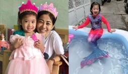 Hình ảnh cay khóe mắt của con gái cố diễn viên Mai Phương sau hơn 1 năm mất mẹ