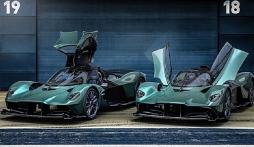 Tin xe hot nhất 16/8: Siêu phẩm Aston Martin Valkyrie ra mắt, Toyota Camry bản thể thao 2021 sắp về Việt Nam