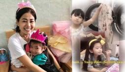 Bảo mẫu tiết lộ con gái cố diễn viên Mai Phương thay đổi chóng mặt hậu mất mẹ