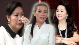 NS Hồng Vân lại vạ miệng, kéo cả Phi Nhung vào cuộc hậu ồn ào với bà Phương Hằng?