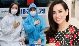Chồng danh hài Việt Hương báo tin buồn hậu ồn ào Phi Nhung không qua khỏi